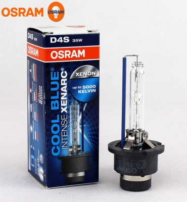 Лампа фары D4S Osram Cool Blue Intense ксеноновая