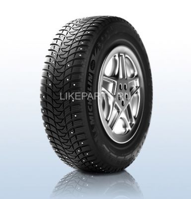 Зимняя шина Michelin 205/50R17 93T XL X-Ice North Xin3 TL (шип.)